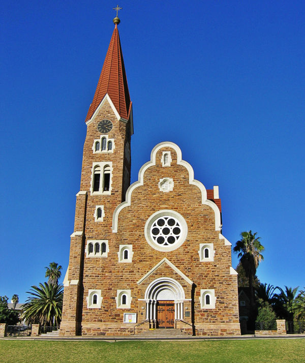 Church of Christ, Namibia