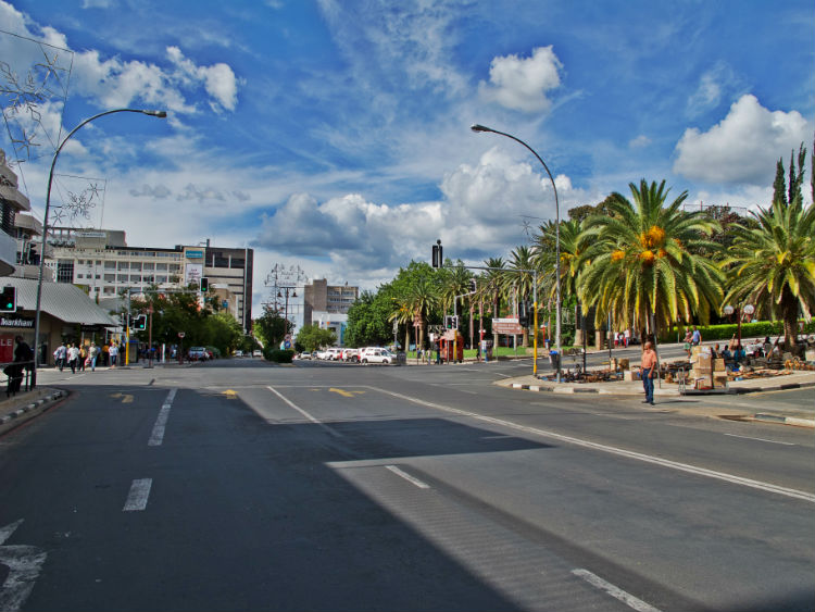 Independence Avenue, Namibia